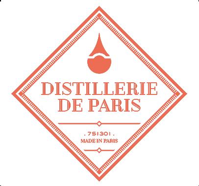 Logo de la Distillerie de Paris