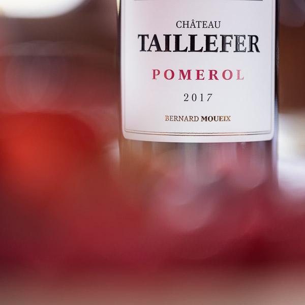 Reportage corporate pour le Château Taillefer à Bordeaux