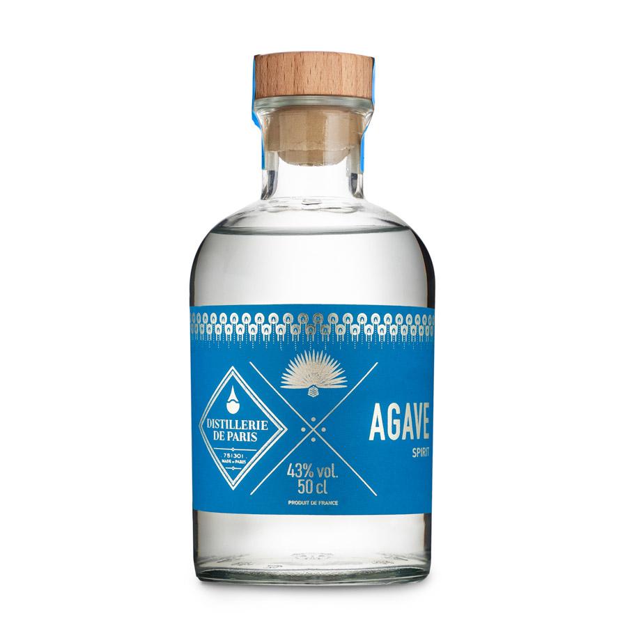 Photo de produiit d'une bouteille de gin
